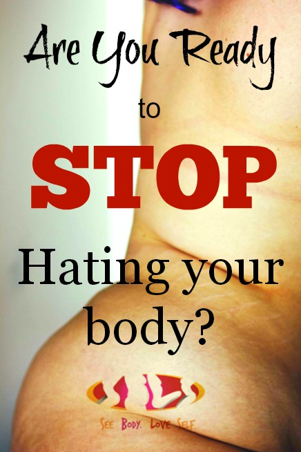 Stop Body Hate | A Body Image Video With The Uncommon Chick